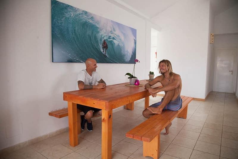 Surf camp Corralejo Fuerteventura, iles Canaries Ocean Experience Teiva Joyeux