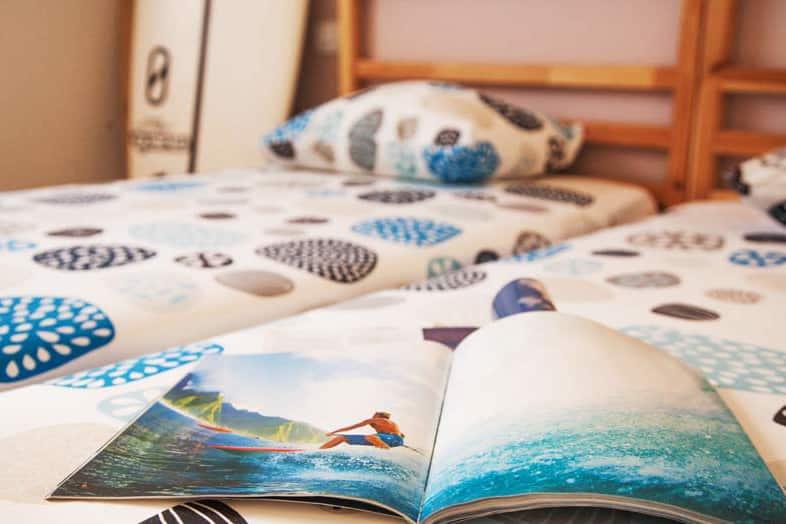 Surf camp Corralejo Fuerteventura, iles Canaries Ocean Experience Chambre