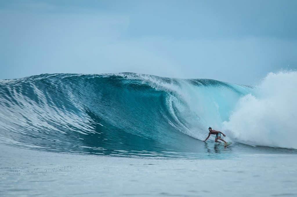 Surf Trip Simeulue Sumatra, Indonésie - Surf house Resort