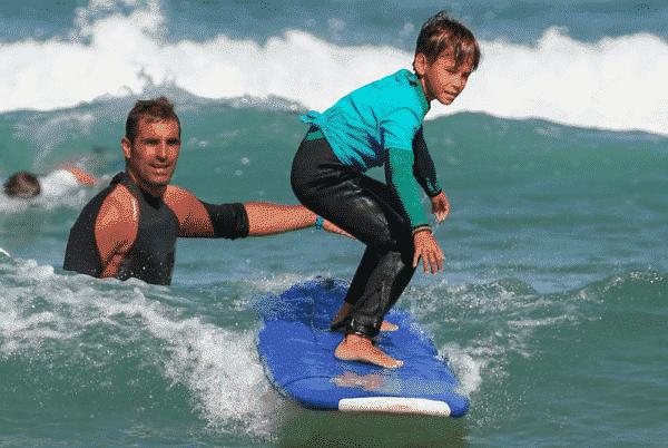 Moniteur de Surf Ocean Experience St Jean de Luz Hendaye