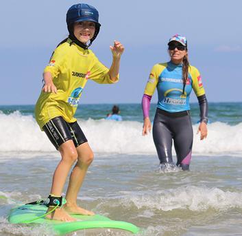ocean-adventure-cours-de-surf-enfant-hendaye