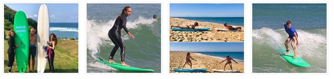 Cours de Surf Anglet