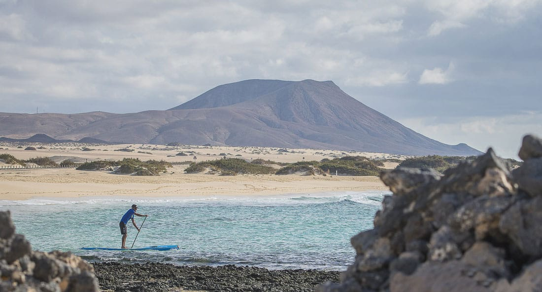 Stand-Up-Paddle-Fuerteventura-Corralejo