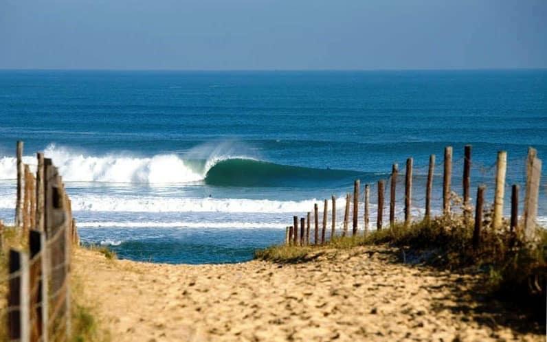 Séjour Surf Hossegor - Vague parfaite