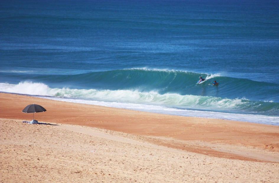 Séjour Surf Hossegor - Barrel sur vague parfaite