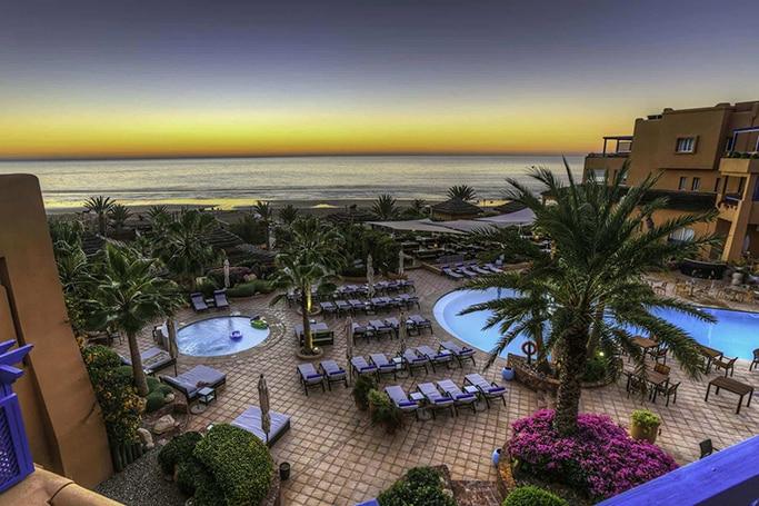 Surf Camp Taghazout Maroc Surf Resort