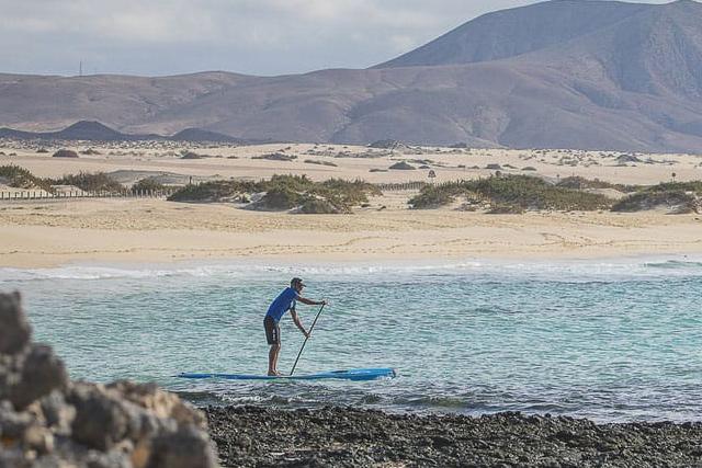 Sup Downwind Fuerteventura