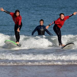ocean adventure surf camp hossegor