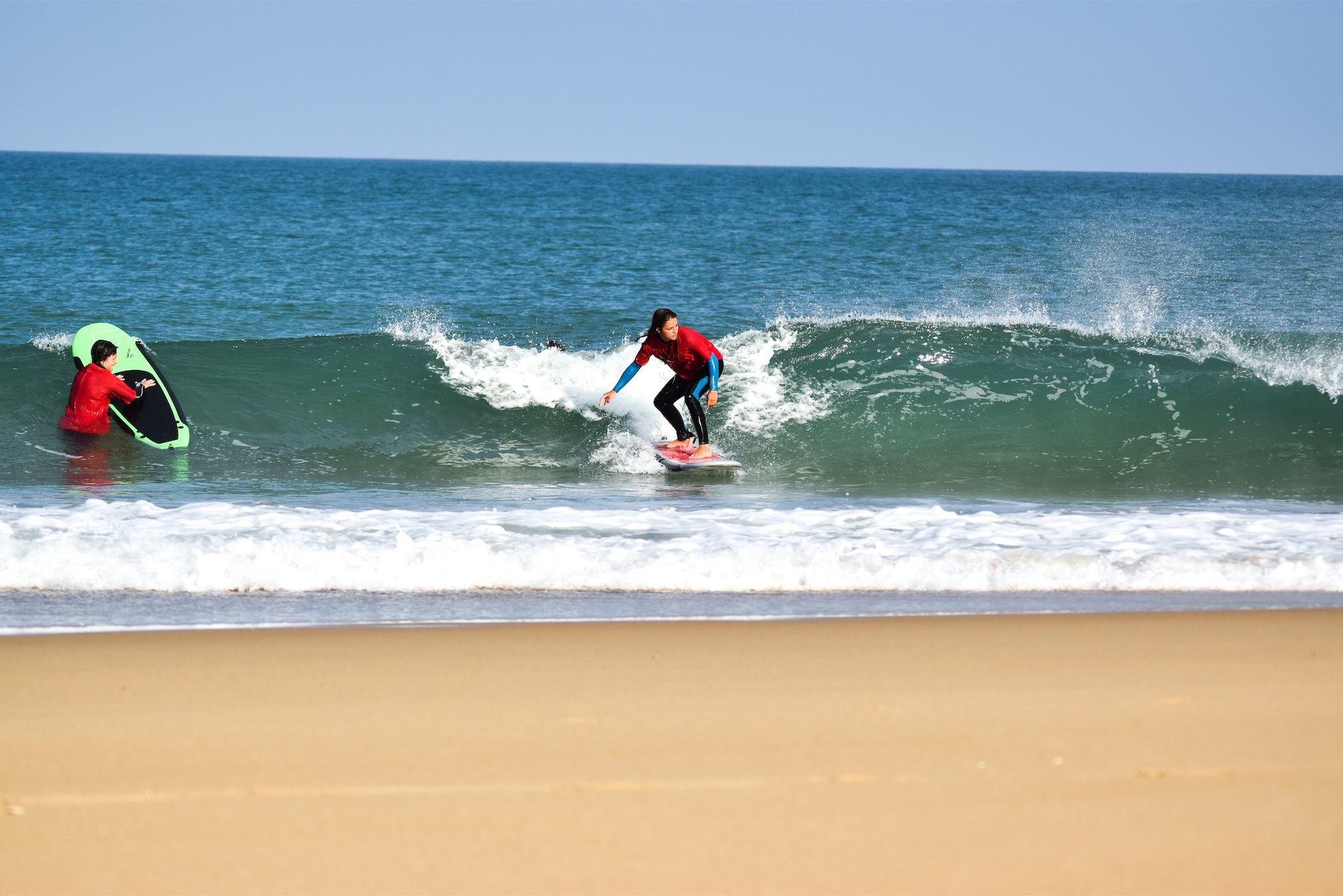 surf capbreton ocean adventure