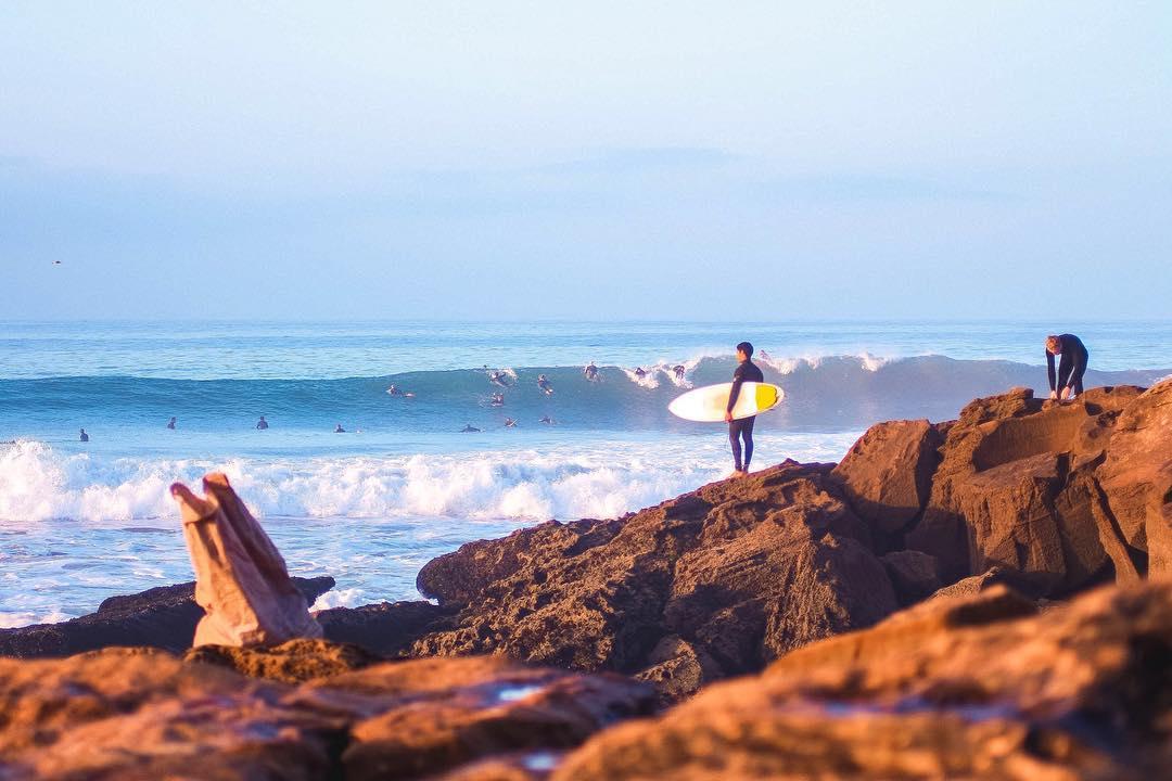 Meilleur surfcamp taghazout avec piscine