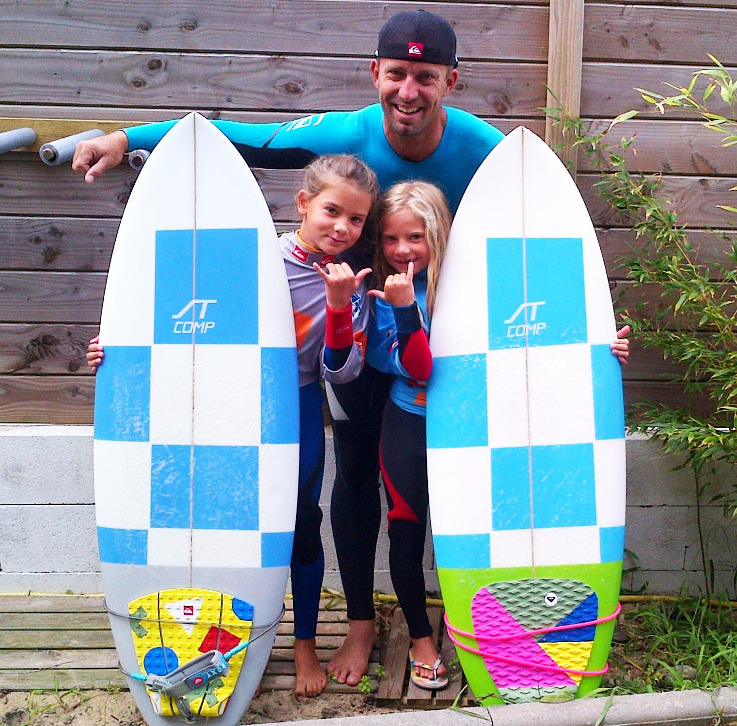 Le meilleur surfcamp à Hossegor