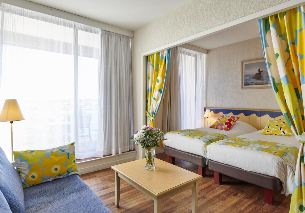 OA biarritz chambre appartement