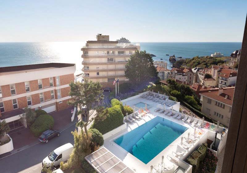 OA hotel seminaires biarritz