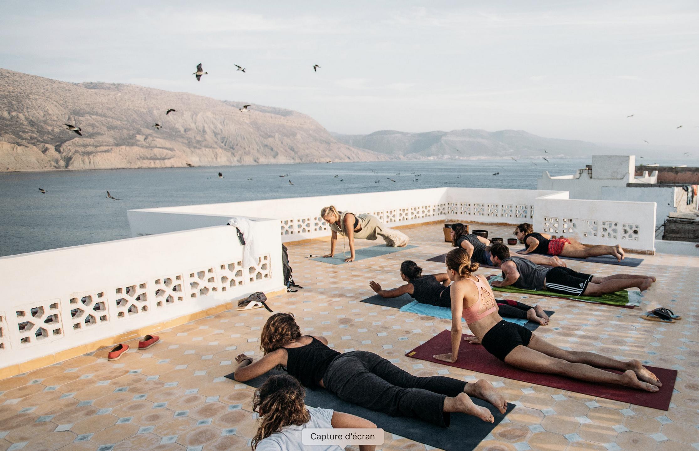 OA imsouane yoga