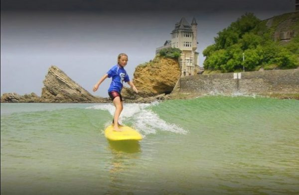 OA surfcamp biarritz stage