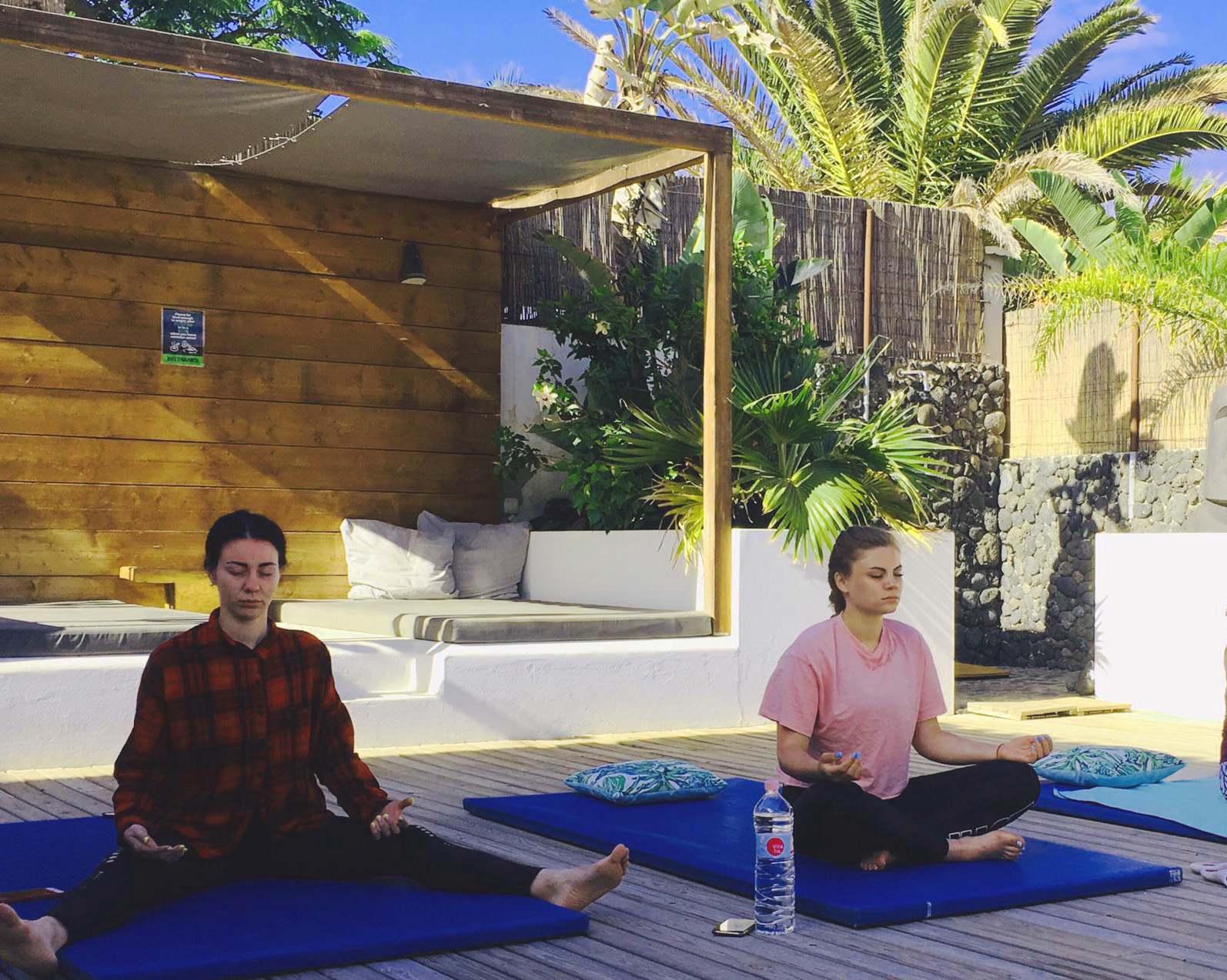 Yoga surf et kite camp fuerteventura OA