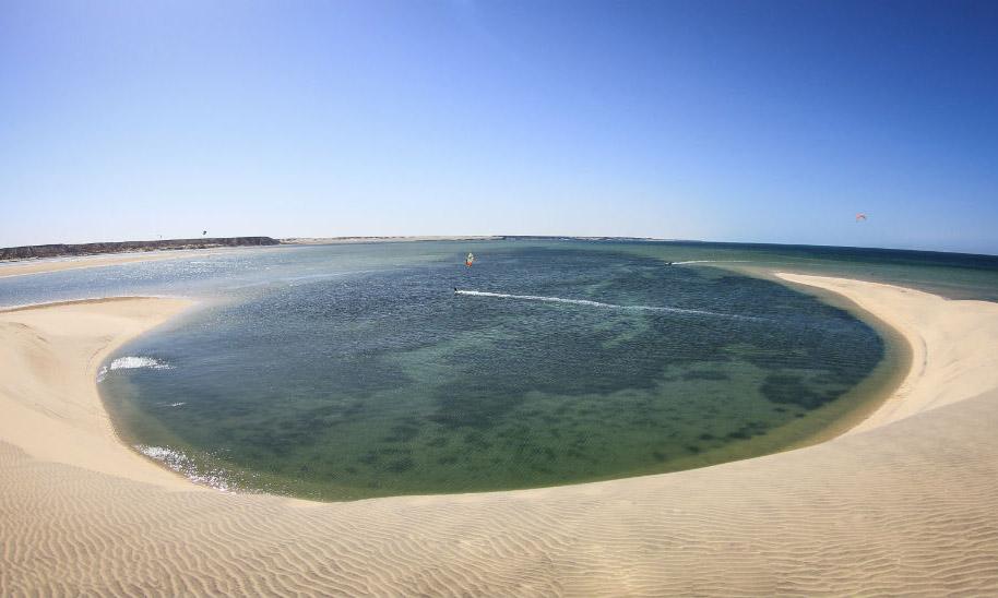 dune blanche dakhla OA