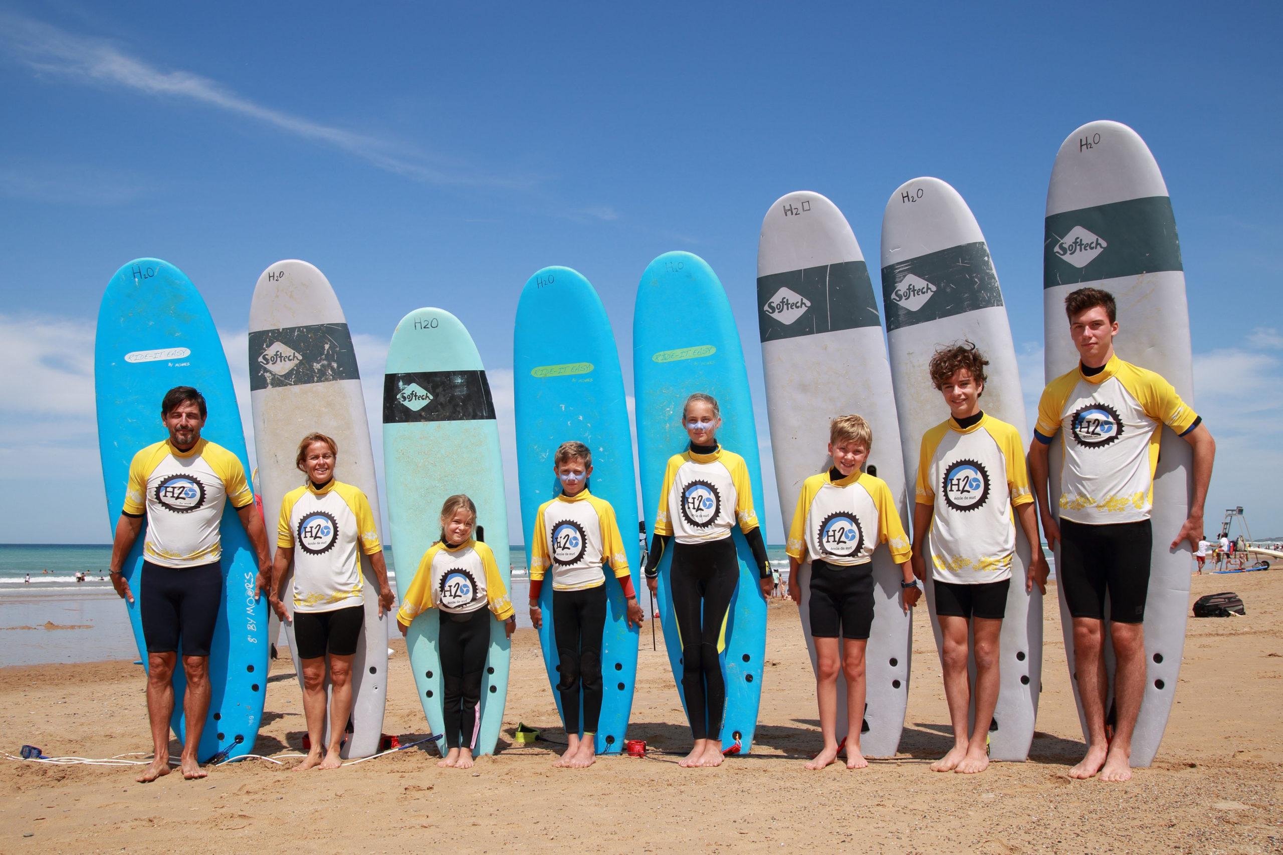 Cours de Surf Anglet Chambre d'Amour