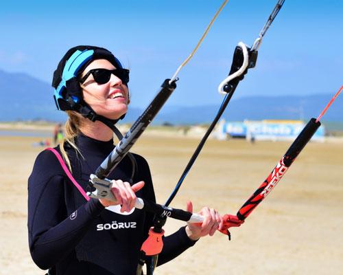 Apprendre kitesurf tarifa espagne OA