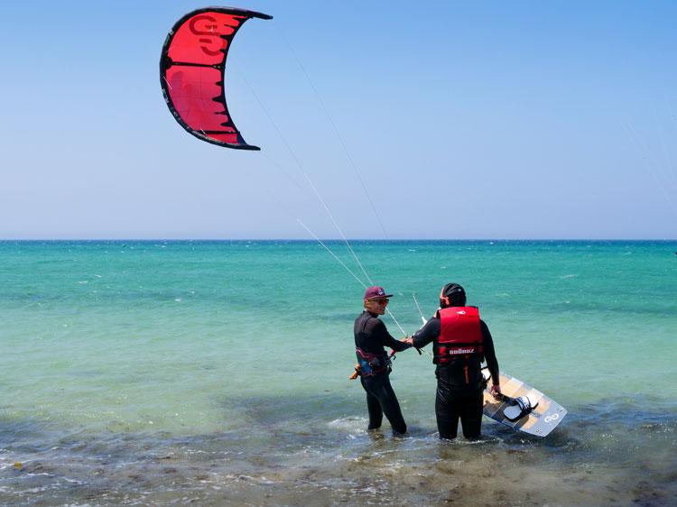 ecole kitesurf tarifa OA 1