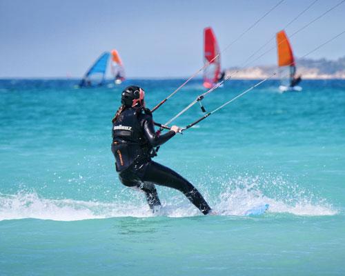 ecole kitesurf tarifa OA