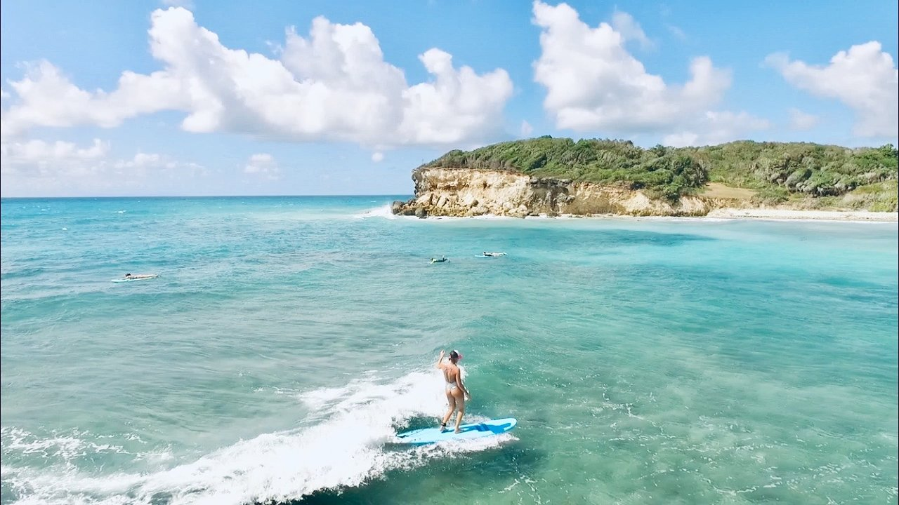 OA cours de surf guadeloupe 4