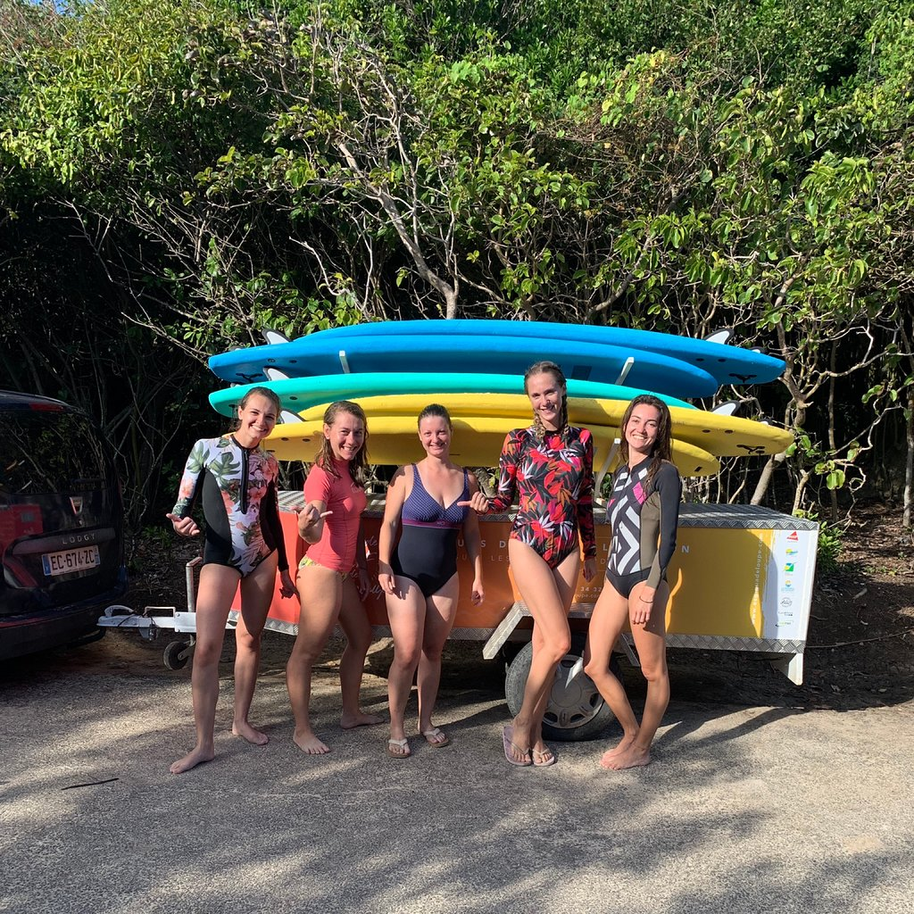 OA cours de surf guadeloupe 7