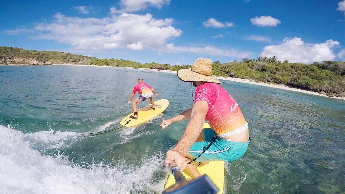 OA cours de surf guadeloupe 9