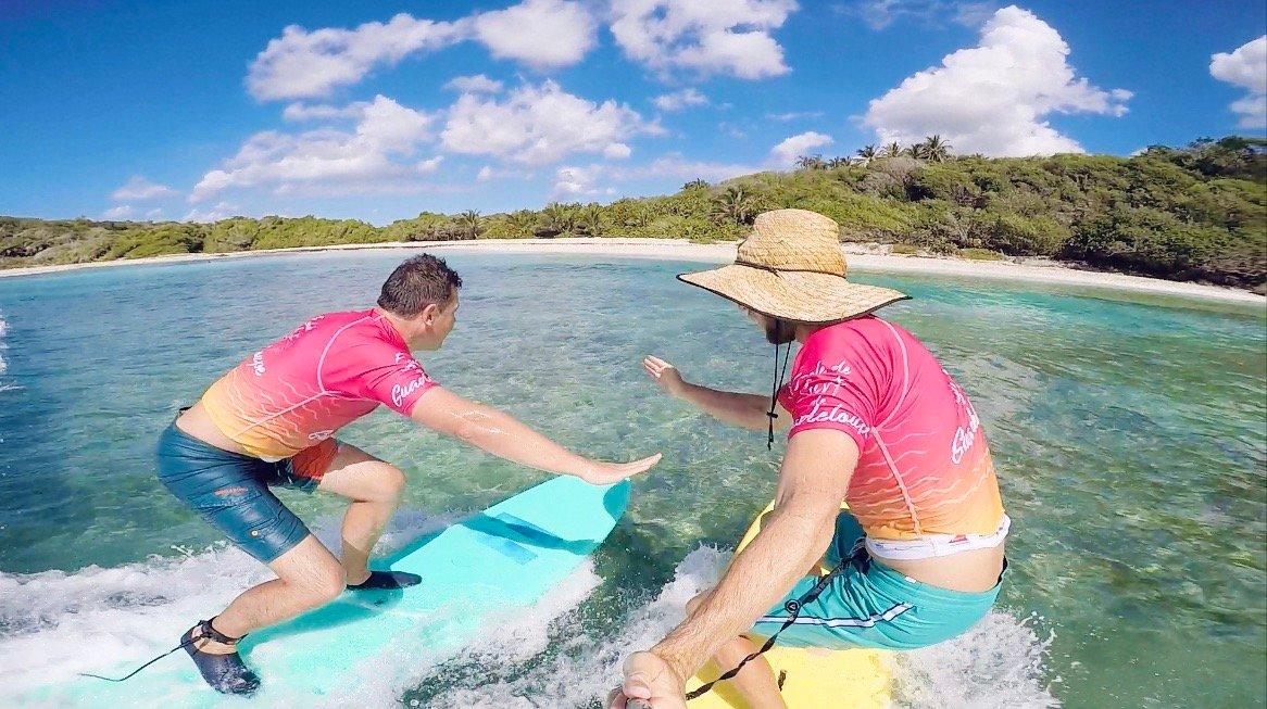 OA meilleure ecole de surf guadeloupe
