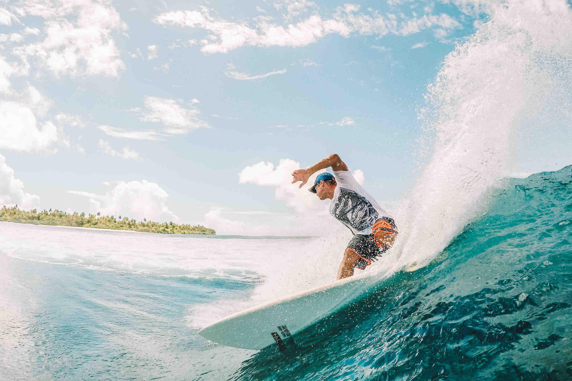 Comment se préparer à faire du surf ?