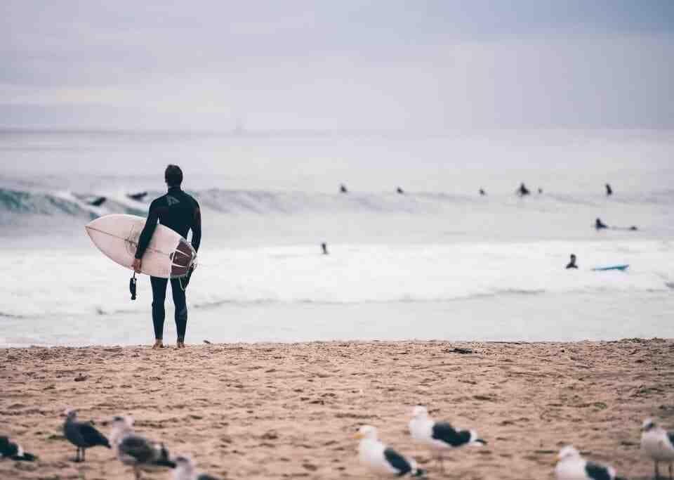 Conseils pour se préparer à surfer