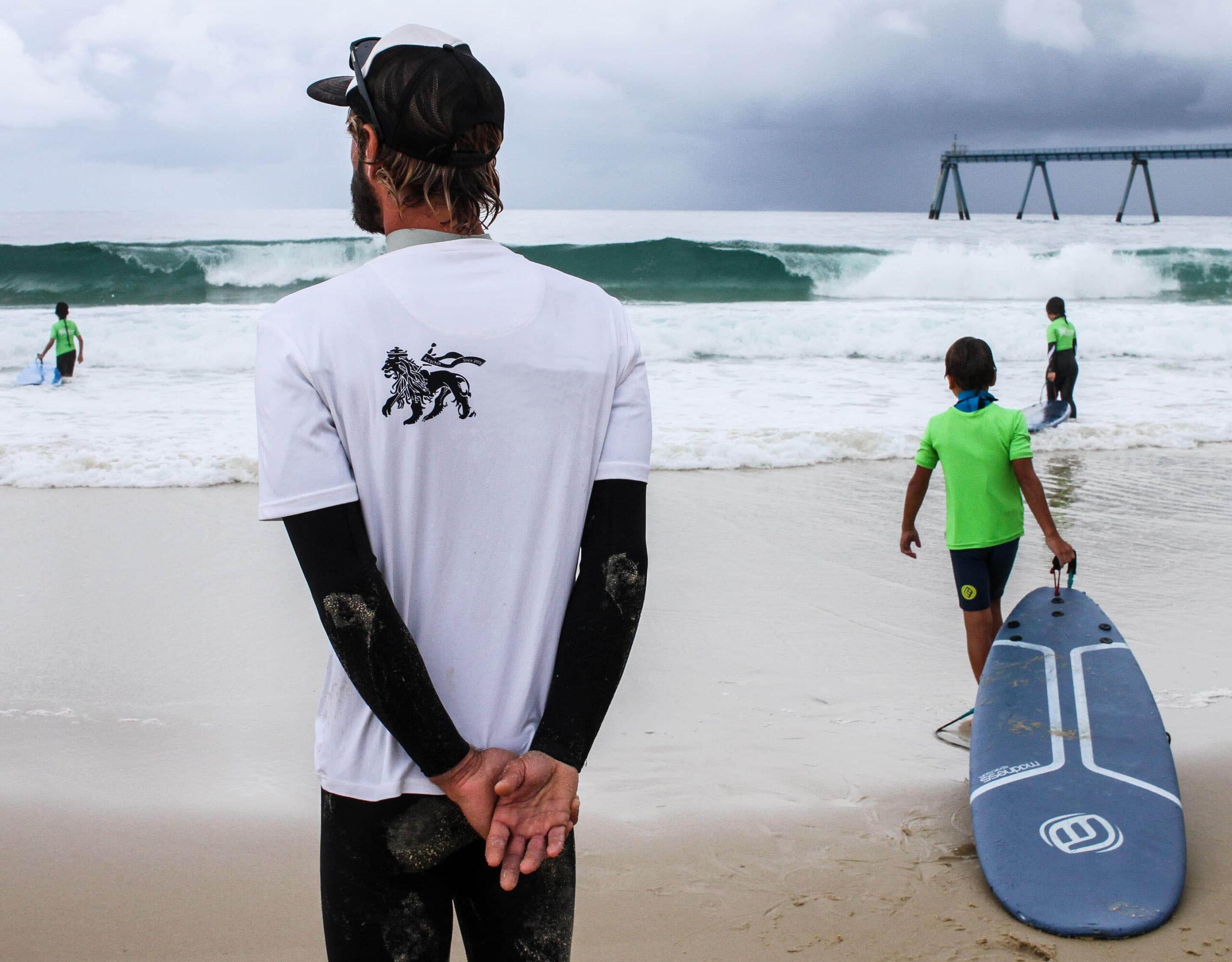 Cours et Stage de Surf Arcachon