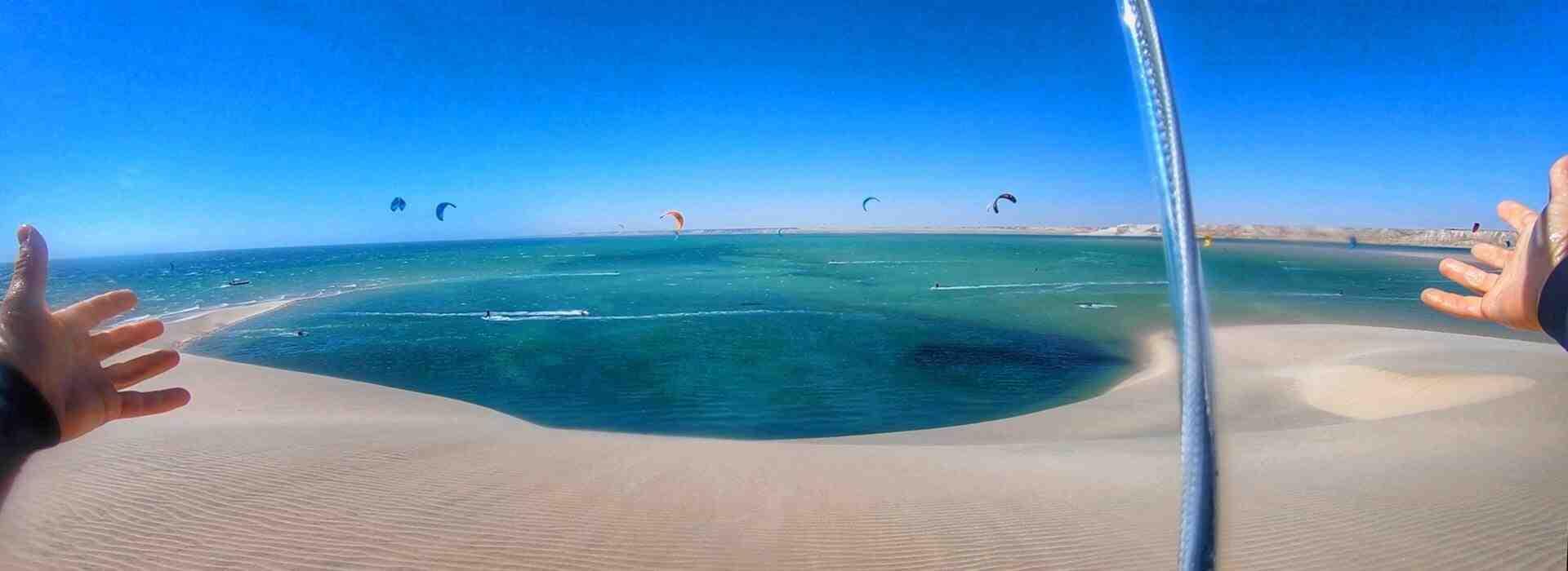 Quelle aile de kite pour débuter ?