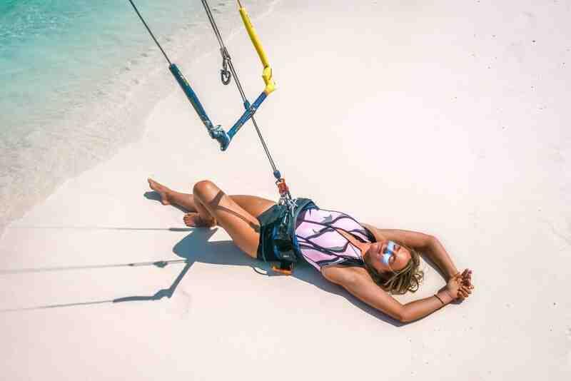 Qui peut faire du kite surf ?